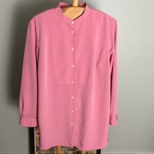 ⭐️ Ralph Lauren Plus Size Extra Long Shirt